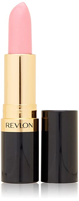 Amazon.com : Revlon Super Lustrous Lipstick Shine ~ Pink Cloud 801 ...