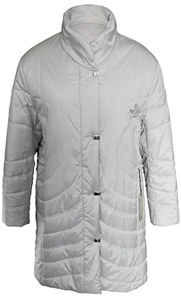 goldix abrigo de chaqueta, Gris de color azul brillante Talla 42 (Mujer)