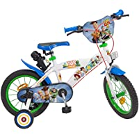 TOIMSA - Bicicleta 14 Pulgadas Toy Story 4