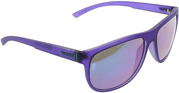 Amazon.com: Vonzipper Cletus anteojos de sol, Púrpura, talla ...