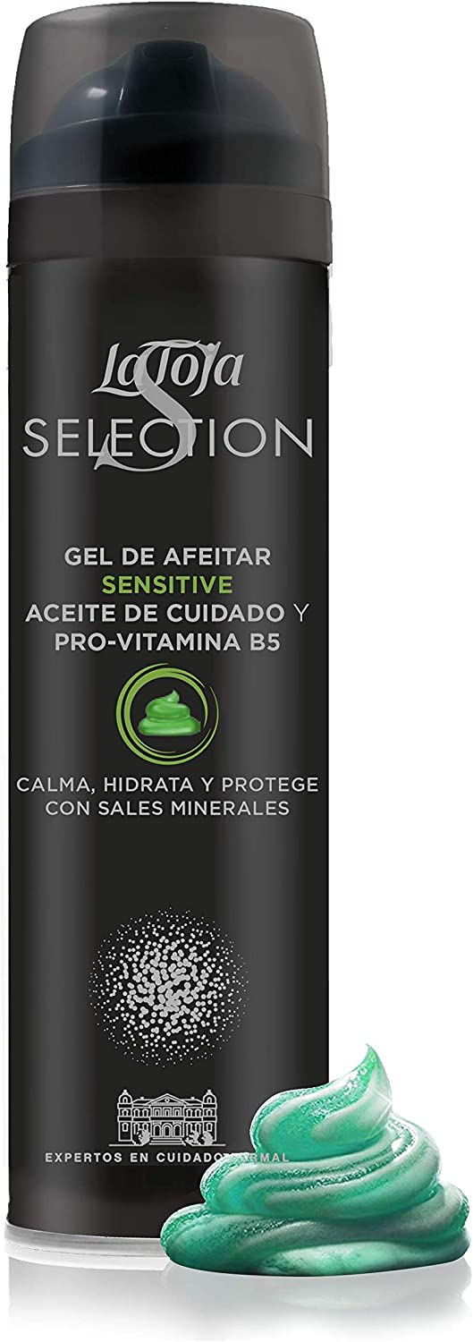 La Toja Selection - Gel Afeitar Sensitive - 200ml