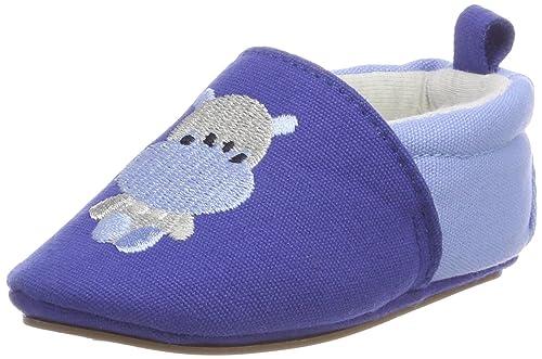 Sterntaler Baby-krabbelschuh - Zapatillas de casa Bebé-Niños: Amazon.es: Zapatos y complementos