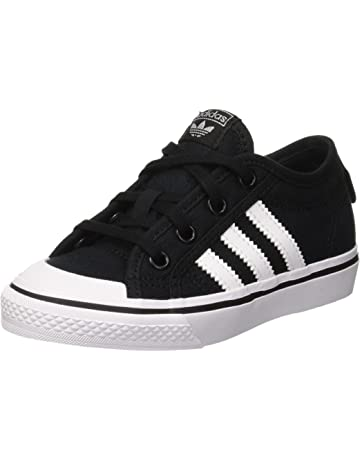 ad0d2b33e9f adidas Unisex Kids' Nizza C Basketball Shoes