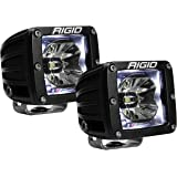 Rigid Industries 20200 White Backlight, Pair (Radiance LED Pod)