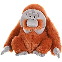 "Wild Republic 12250 Cuddlekins Plush Orangutan Male 12"""