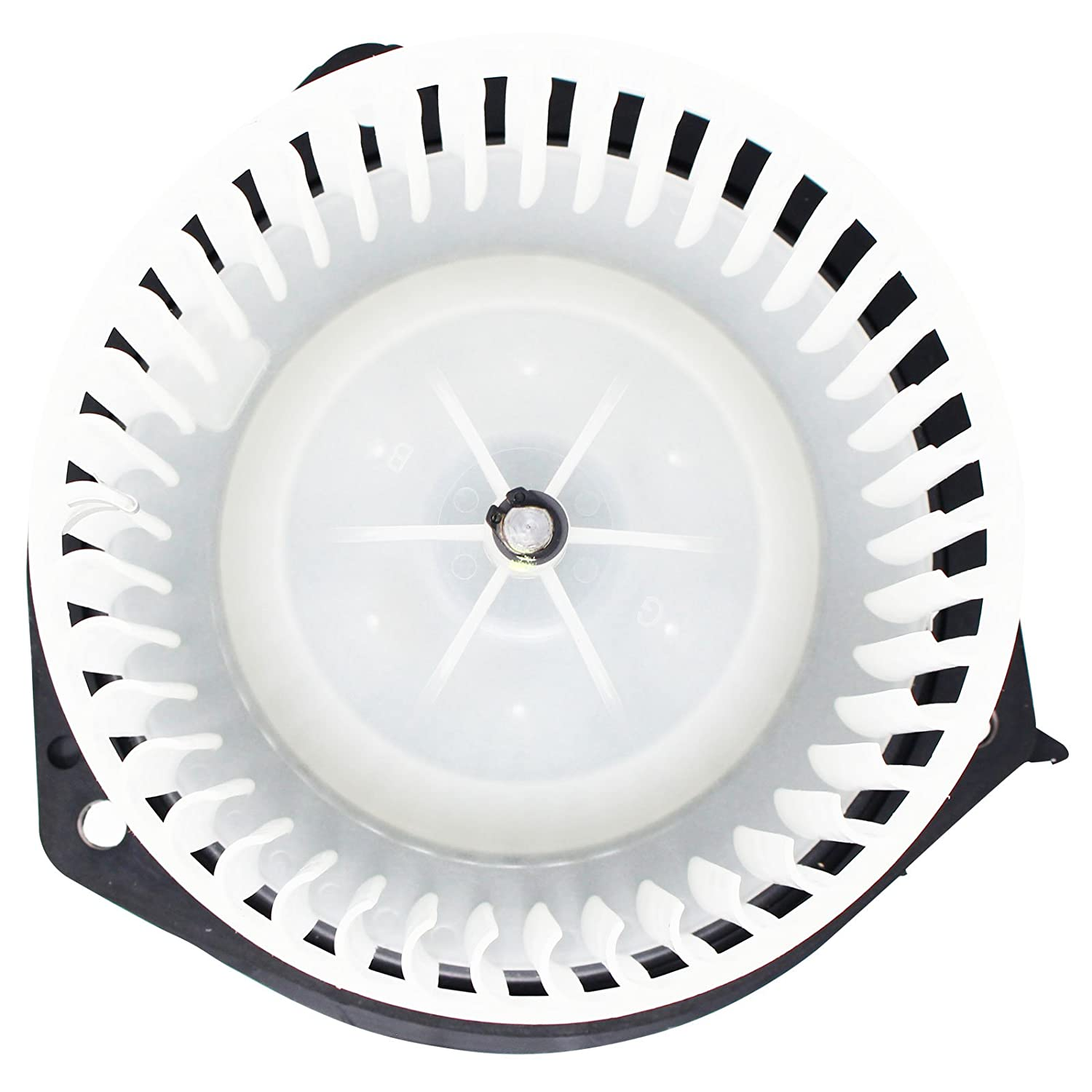 Replacement Blower Assembly for 2004 Cadillac DeVille DHS Sedan 4-Door 4.6L Compatible 89018521 Fan Motor Assembly
