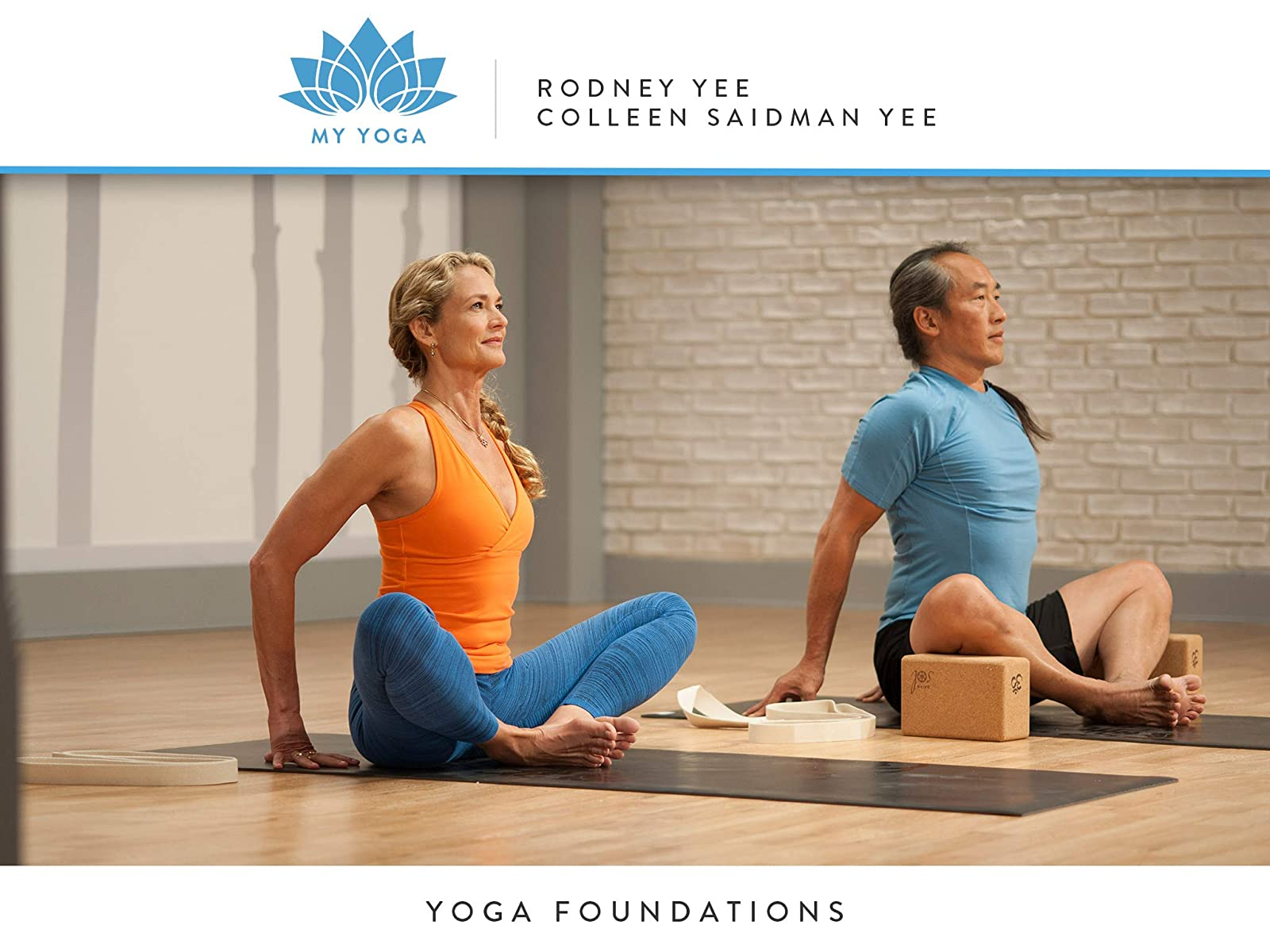 Watch Gaiam: Rodney Yee Core Centered Yoga Season 1 | Prime ...