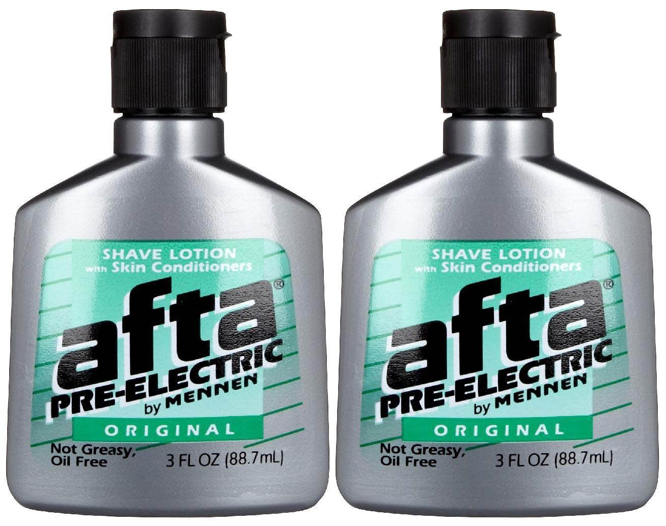 Mennen Afta Pre-Electric Shave Lotion, 3 Ounce (Pack of 2) Quidsi ACP-188B