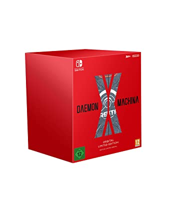Daemon & Machina Edición Limitada: Amazon.es: Videojuegos