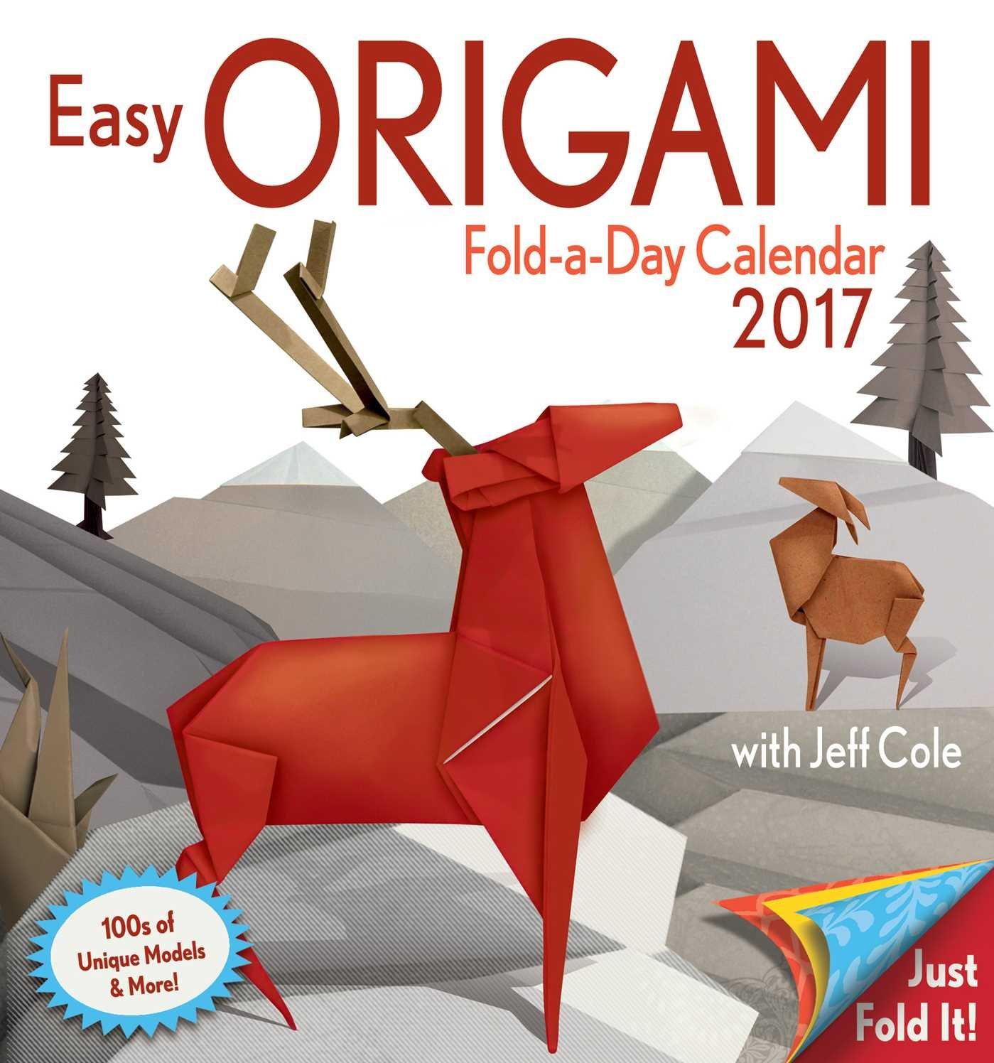 Origami Deer - Easy Paper Deer Folding Instructions - Origami ... | 1496x1399