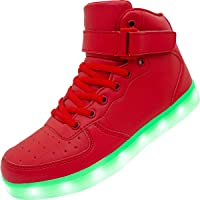 APTESOL Unisex-Child Girls APTESOL-4032 Led Light Up Shoes