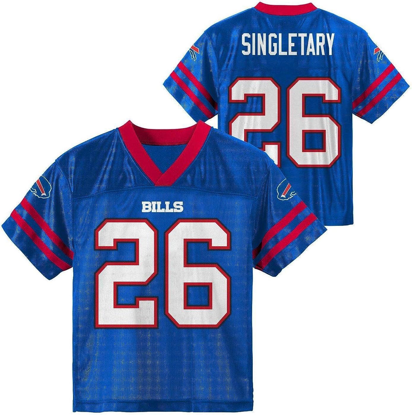 buffalo bills home jersey