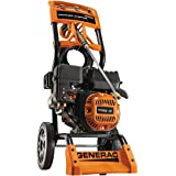 Generac 6596 2,800 PSI 2.5 GPM 196cc OHV Gas Powered Residential Pressure Washer (Discontinued by Manufacturer)