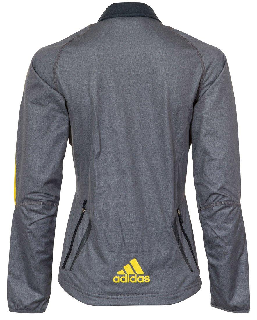Climawarm Damen Adidas JackeGrau Windstopper Athletics IbE2HYeWD9