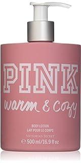2bad4f6528 Amazon.com   Victoria s Secret PINK Warm   Cozy Luminous Body Butter ...