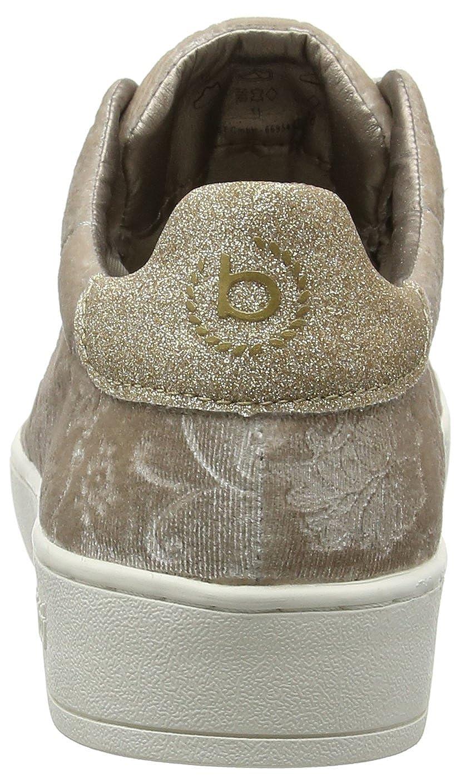 Bugatti Beige Damen 422291066969 Sneaker Beige Bugatti (Beige / Metallics 5290) 551479