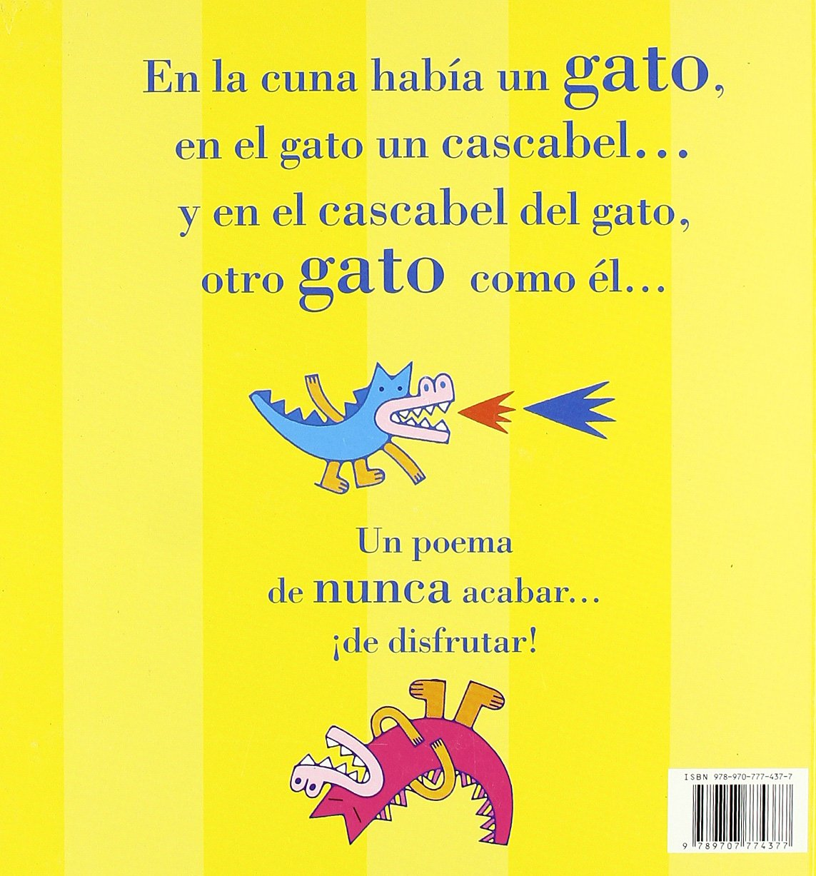 Gato que duerme/ Sleeping Cat (Spanish Edition): Maria Cristina Ramos, Alain Espinosa: 9789707774377: Amazon.com: Books