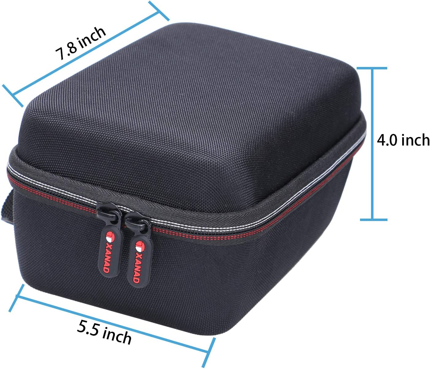 XANAD Hard Case for Gosky Titan 12X50 High Power Prism Monocular Travel Carrying Storage Protective Bag