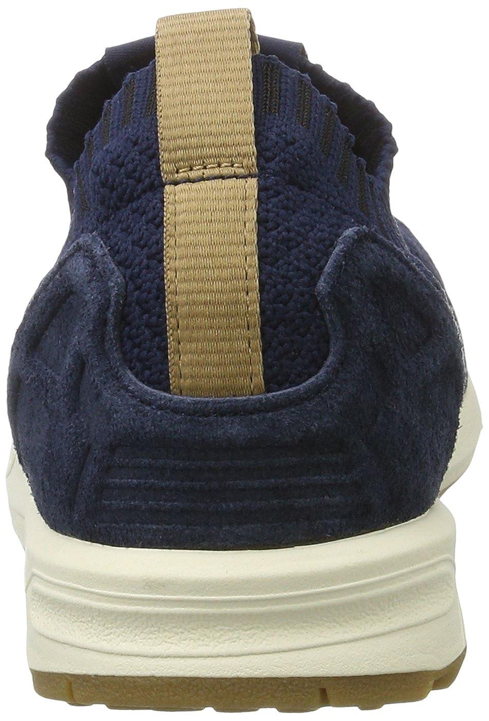 reputable site 2e833 f1526 ... adidas Originals Men s Zx Flux Pk Conavy and Gum4 Sneakers - 6 UK India  ...