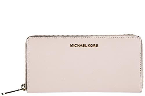 8bec6cb776 MICHAEL by Michael Kors Jet Set Travel Portafoglio Rosa one size Rosa:  Amazon.it: Scarpe e borse