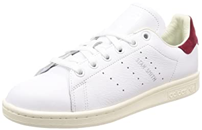 sports shoes 0da2d 5c4ba adidas Stan Smith W, Chaussures de Fitness Femme, Blanc (Blanco 000),