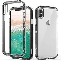 SKYLMW iPhone Xs Max Case Anti-Scratch Three Layer Protection