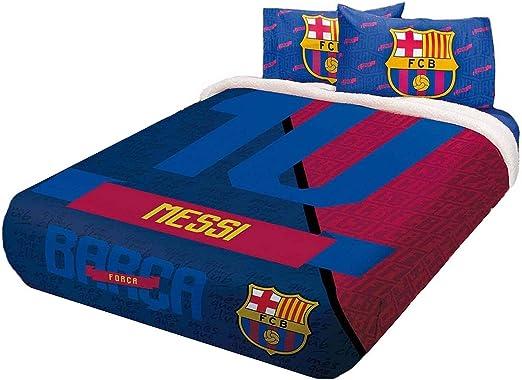 Manta Polar Supersuave Oficial Barcelona F.C