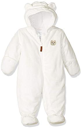 94ce44a0b Amazon.com  Carter s Baby Girls Bundle Up Cozy Pram Ears  Clothing
