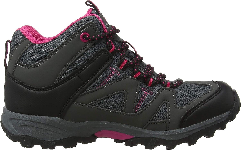 Unisex Kids/' High Rise Hiking Boots Regatta Gatlin Mid