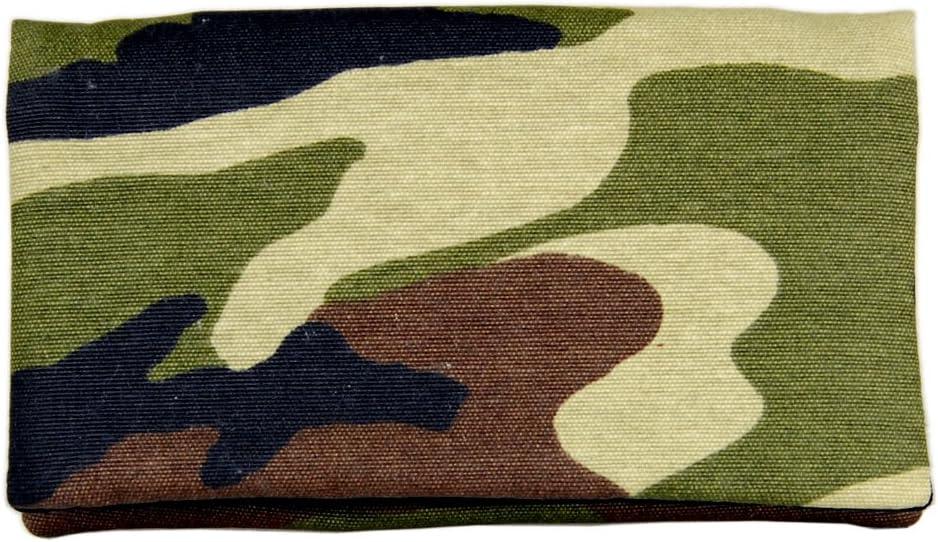 SNUGRUGS Portefeuille camouflage pour hommes//gar/çons