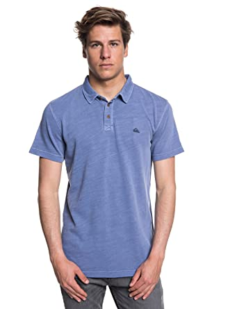 Quiksilver Hombre EQYKT03784 Everyday Sun Cruise - Polo Manga ...