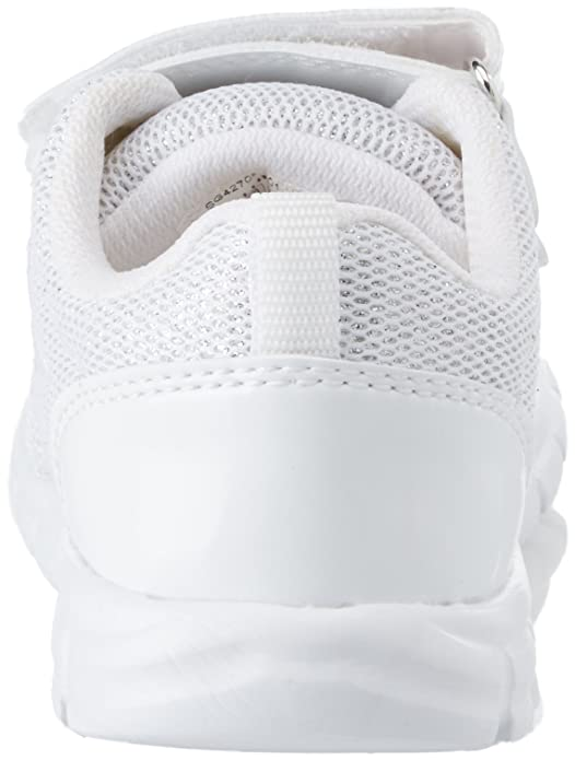 Bucheron Smash, Chaussures Pour Les Filles, Blanc (blanc Ca001), 34 Eu