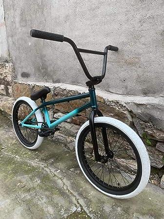 SWORDlimit Bicicleta BMX Freestyle de 20 Pulgadas, Cuadro de Tubo ...