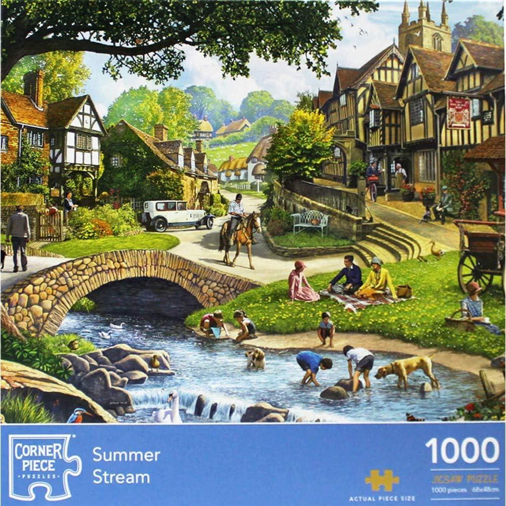 Summer Season 1000 pc Jigsaw Puzzle