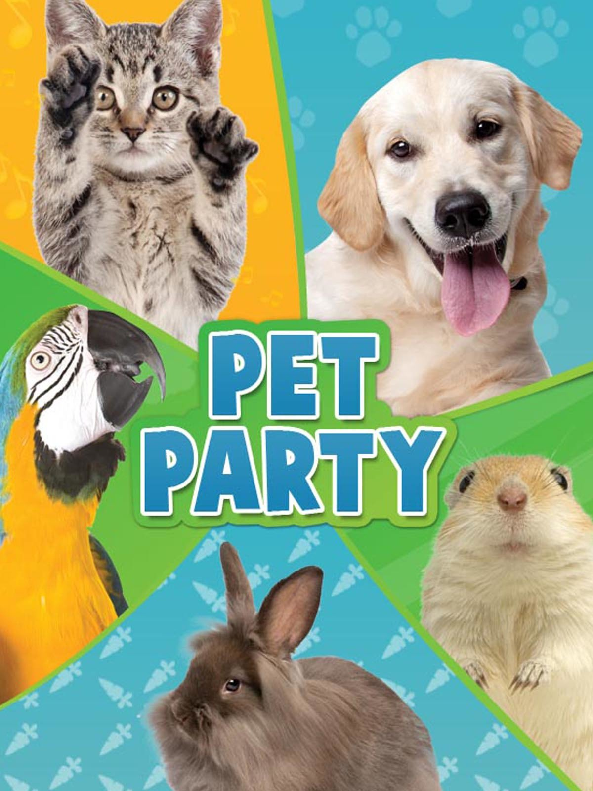 Pet Party on Amazon Prime Video UK