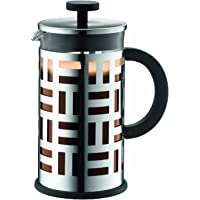 BODUM Eileen 8 kopp fransk press kaffebryggare, glansig, 1,0 l, 34 oz