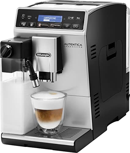 De Longhi DeLonghi Cafetera automática,, autentica capuchino ETAM 29660 SB Café Vol según