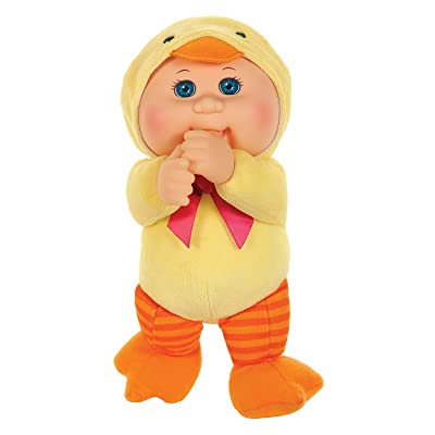 Cabbage Patch Kids Cuties Collection, Daphne the Ducky Baby Doll: Toys & Games
