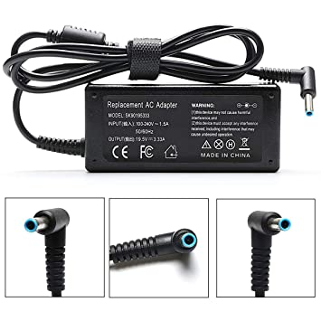 Amazon.com: 19.5V 3.33A 65W AC Adapter Laptop Charger for HP ...
