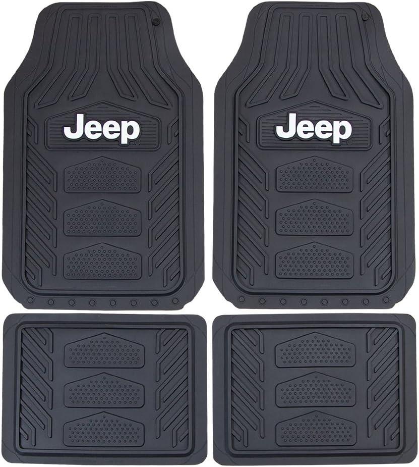 Plasticolor Jeep Weatherpro Floor Mat Set