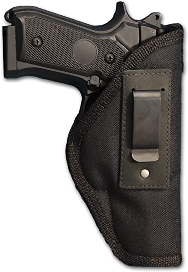 NYLON INSIDE THE WAISTBAND HOLSTER FITS HK 45 AUTO COMP RIGHT//LEFT HAND