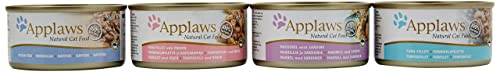 Applaws Cat Food Tin Multipack Broth Fish Selection, 12x70g