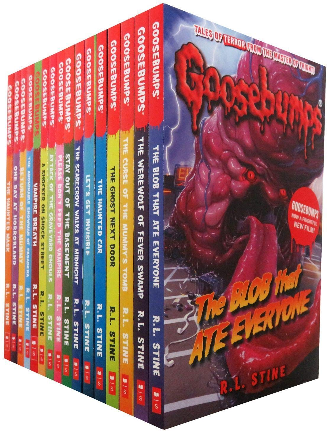 Classic Goosebumps Books Collection Stine product image