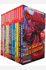 The Classic Goosebumps Series 18 Books Collection Set By R. L. Stine Paperback