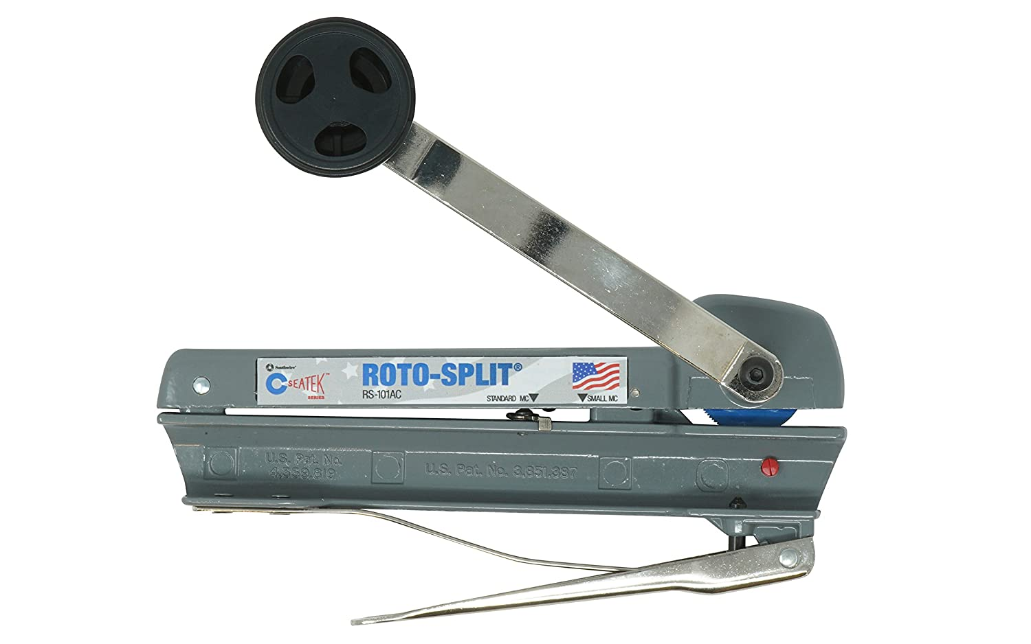 Seatek Rs 101ac Roto Split Auto Clamping Armor Stripper
