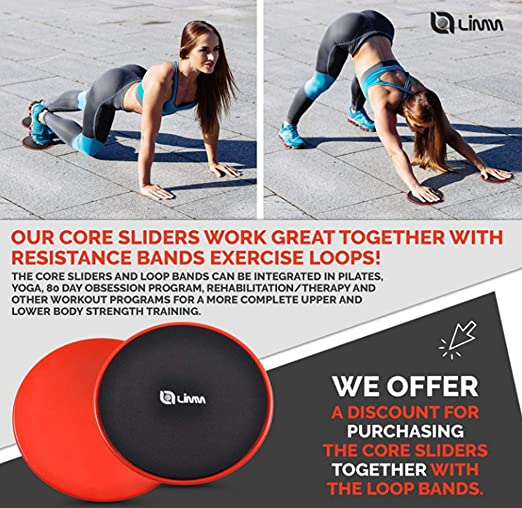 Sonstige Kleingeräte & Zubehör Resistance Workout Bands Pilates Fitness Excercise Rehab Yoga Core Loop ZB