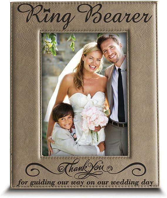 Ring Bearer Picture Frame