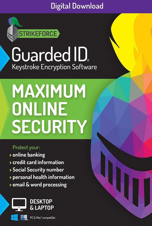 Amazon Guardedid Anti Malware Keystroke Encryption Software 1