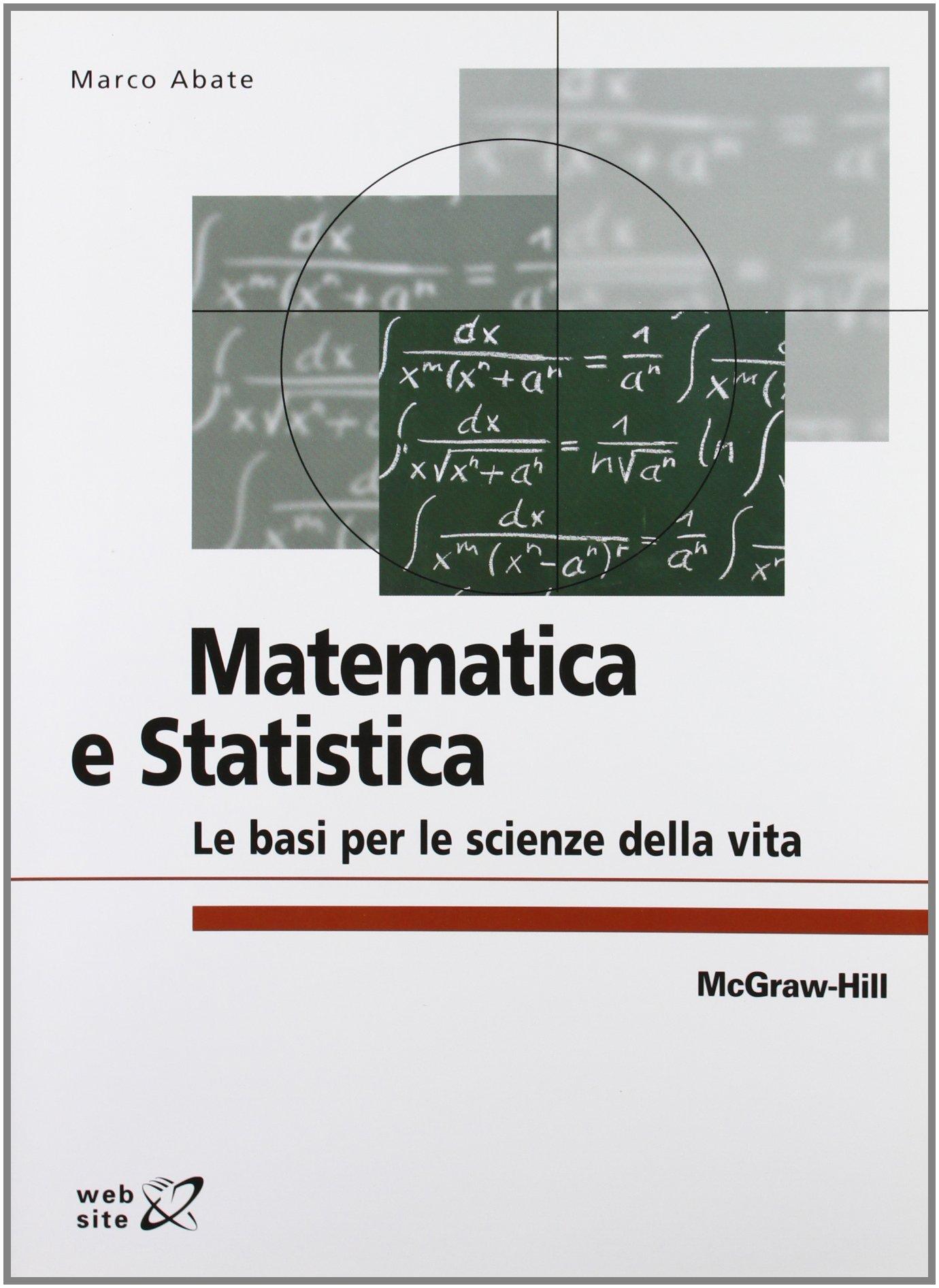 Matematica E Statistica Abate Pdf