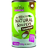 Natvia Sweetener Canister, 300 g, Pack of 4